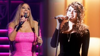 """Mariah Carey's """"All I Live For"""" 1993 and 2020 Vocal Breakdown"""