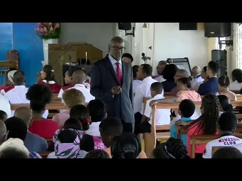 Culte du Sabbat 24 Novembre 2018 - Pst Jacques BIBRAC