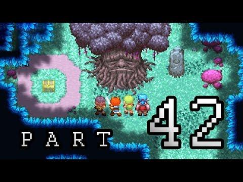 Evoland 2 Сильфида Forest (Dungeon) Часть 42 Пошаговое руководство