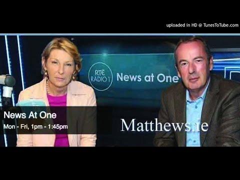 Matthews Coaches on RTE Radio One