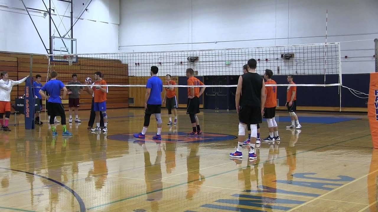 2016 New Paltz Men's Volleyball Season Preview - YouTube