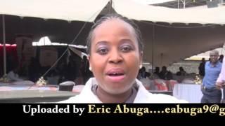 Dr  Evelyne Chege on CBA