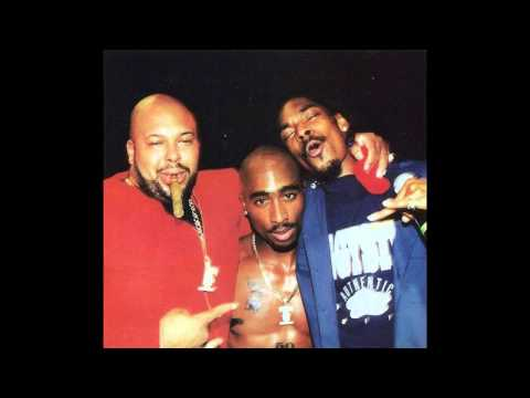 2Pac - Watch Ya Mouth - Unreleased
