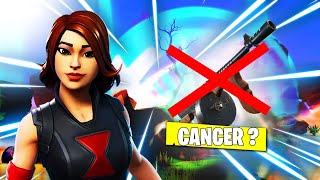 VOILA POURQUOI JE N'AIME PAS LA THOMPSON (CHEAT,CANCER) SUR FORTNITE BATTLE ROYALE !!!
