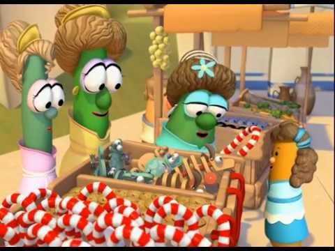 Жизнь овощей мультфильм