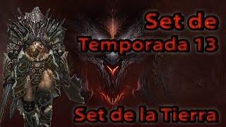 Diablo 3 Set de Temporada 13: Bárbaro de Tierra