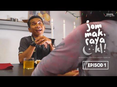 Jom Mak, Raya KL! (2021) | Episod 1