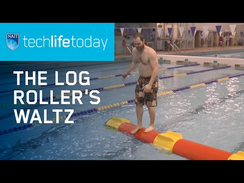 The Log Roller's Waltz At NAIT