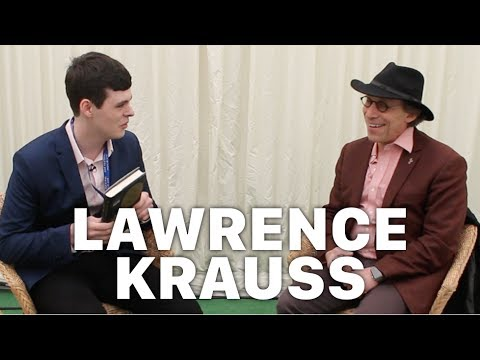 Cosmic Skeptic talks to Lawrence Krauss