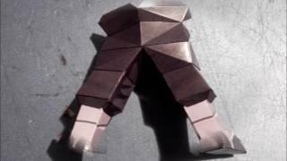 Papercraft Chibi Itachi Uchiha