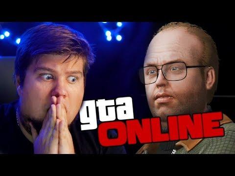 видео: GTA ONLINE - НА БРЕЙНА НАПАЛА ИКОТА (УГАР) #355