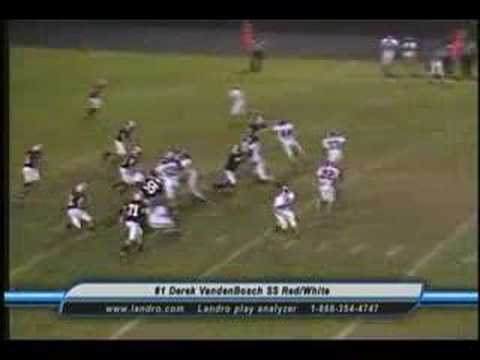 Derek VandenBosch Highlight Tape Part One