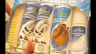 Athetic Shoe Care Kit Promotion by Joe Michael Machado