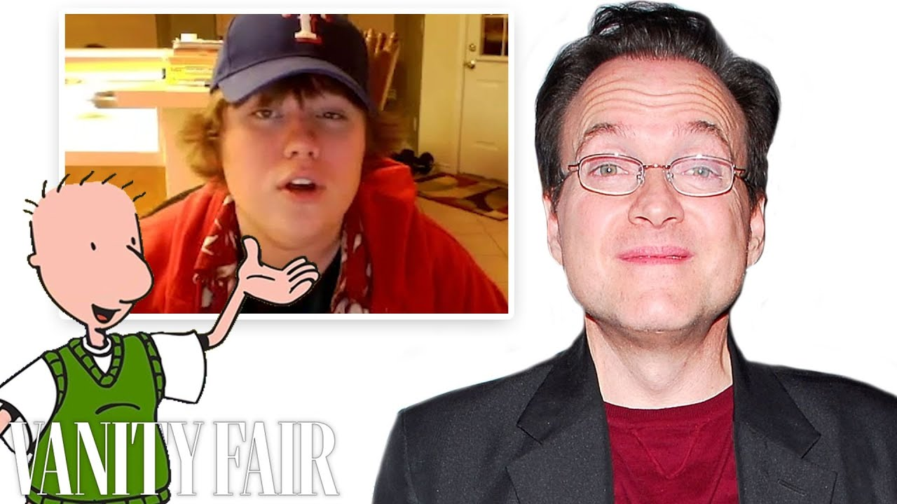 Billy West (Doug Funnie) Reviews Impressions of His Voices
