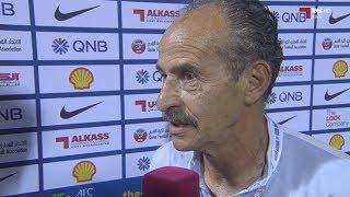 لقاء مع المدرب محمد ختام بعد قيادته المنتخب الوطني للتأهل لنهائيات كأس آسيا للناشئين 2018