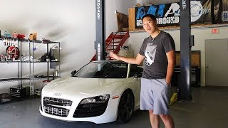 Why Did I Buy An Audi R8 V10?