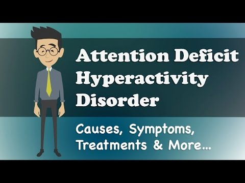 attention deficit hyperactivity disorder and its symptoms Attention deficit hyperactivity disorder (adhd) is a neurobehavioral disorder, with symptoms often presenting themselves in childhood the main causes and treatment.