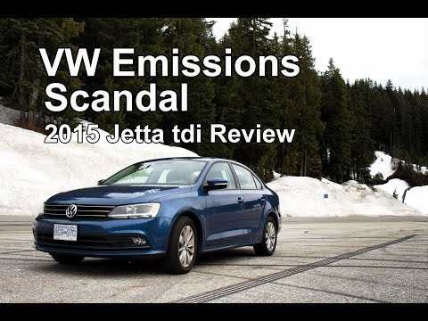 2015 VW Jetta TDI Review - Are Dieselgate cars bad?