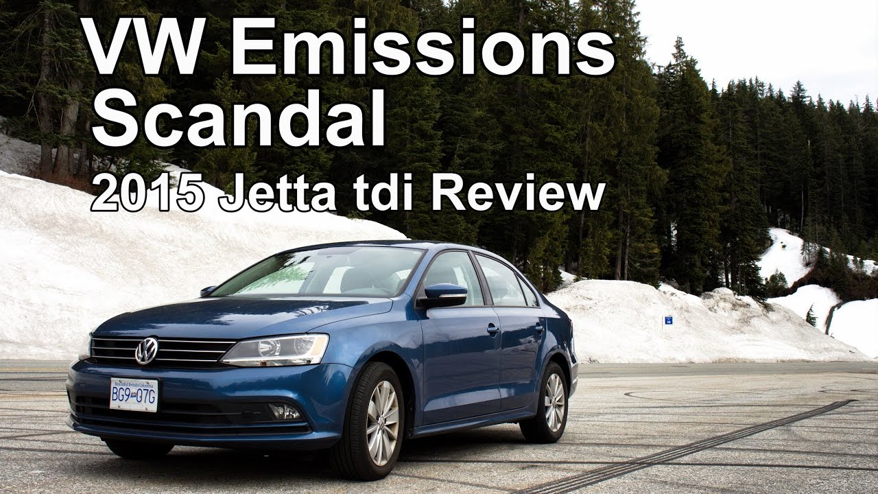 2017 Vw Jetta Tdi Review Are Selgate Cars Bad