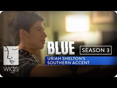 Blue Season 3 Interview: Uriah Shelton on His Southern Accent | WIGS