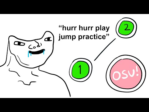 Common osu! beginner mistakes