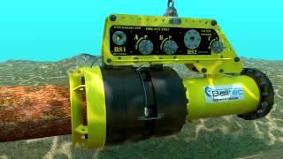Balltec Subsea PIG Launcher