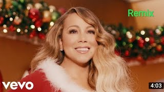 Gambar cover Mariah Carey - All I Want for Christmas Is You (Make My Wish Come True Edition) - Remix