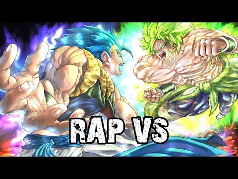 RAP De GOGETA Vs BROLY [2020] | RAP VS 👊 | Dragon Ball Super Broly | HLBeast Ft. JK10 Music