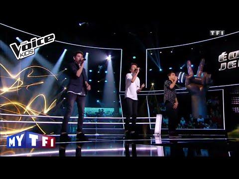 The Voice Kids 2016 | Thomas Achille Robin - L'autre Finistère (Les Innocents) | Battles