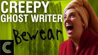 A Creepy Ghost Writer