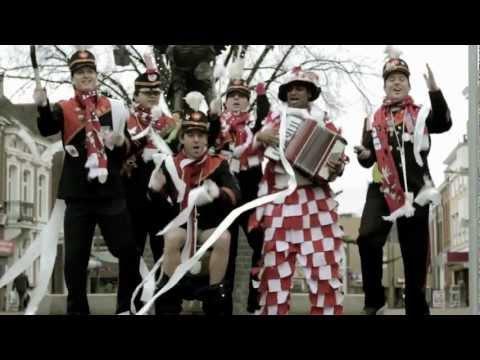 Dun Tjappies en Zjostie - Kouw 't nie mir (officiële videoclip 2013)