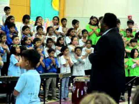 TC school spring concert 3rd grade 4/21/2015 plainsboro nj
