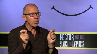 Hector And The Search For Happiness: Director Peter Chelsom Official Movie Interview