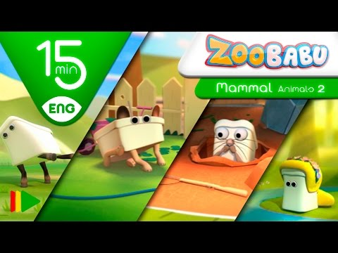 zoobabu-|-collection-12-(mammal-animals-2)-|-full-episodes-for-kids-|-15-minutes