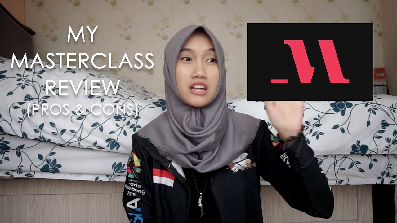 My MasterClass Review (Pros & Cons)