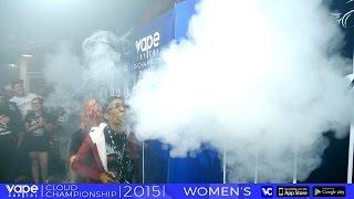 VC Cloud Championships - Vaping Industries - Women's Cloud