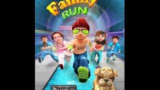 Family Run Gameplay