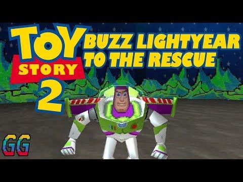 PS1 Disney's Toy Story 2 (Emulator) 1999 PLAYTHROUGH (100%)