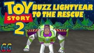 PS1 Disney's Toy Story 2 (Emulator) 1999 PLAYTHROUGH (100%)