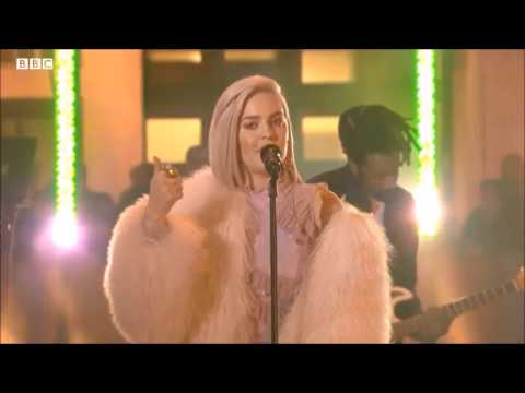 Anne-Marie performs Ciao Adios live on The One Show BBC