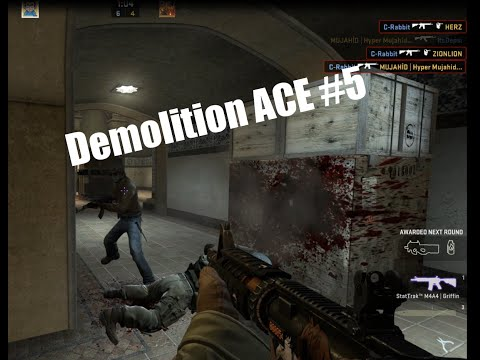 CS:GO - Demolition ACE #5