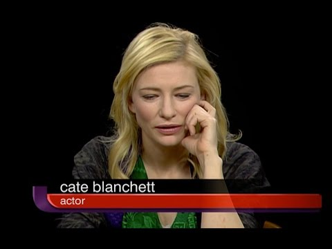 Cate Blanchett ('Streetcar Named Desire' )— Charlie Rose Dec 10, 2009