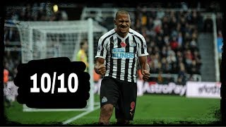 Player Ratings   Newcastle United 2-1 Bournemouth