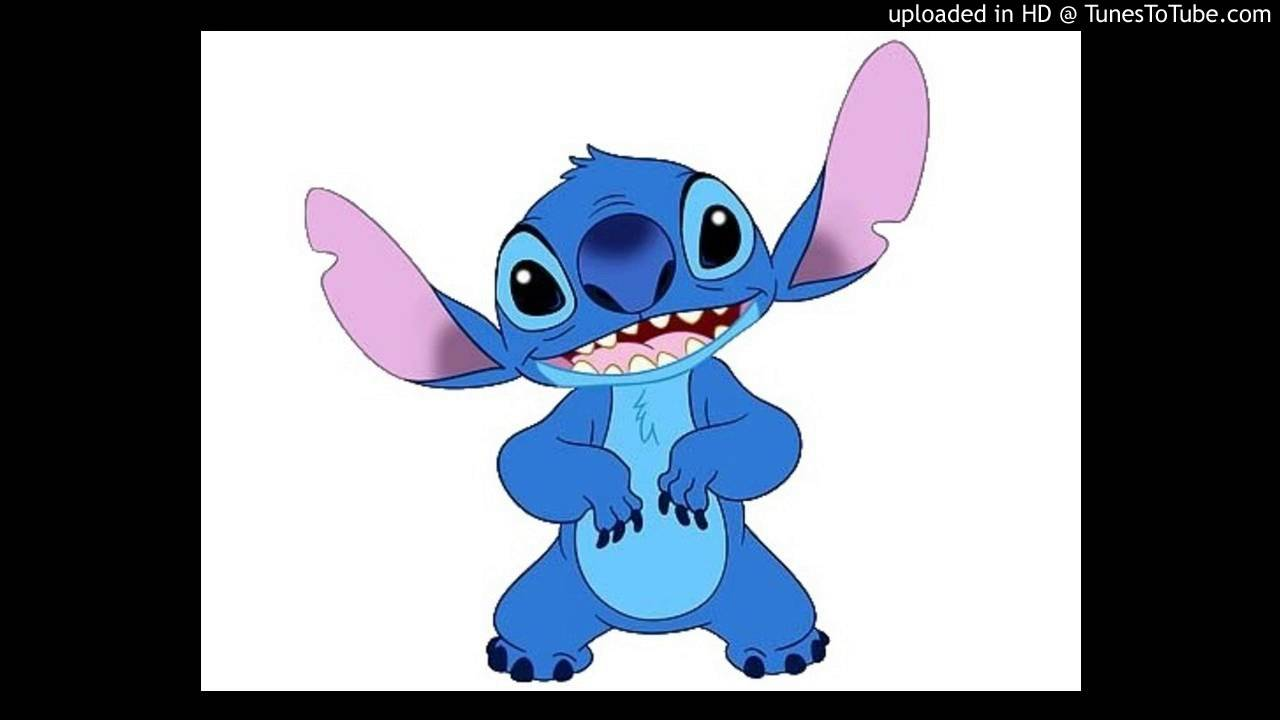 Stich (Lilo and Stitch) impression - YouTube