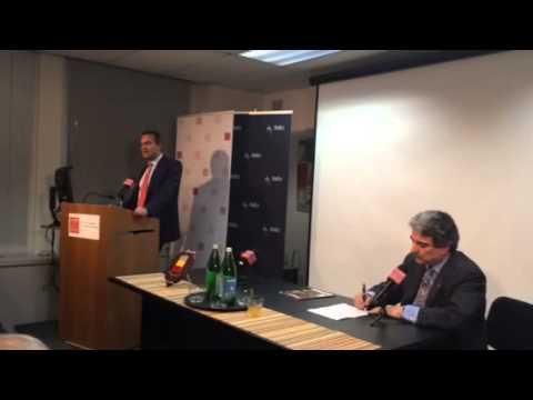 Luigi De Magistris parla di emigrazione a New York