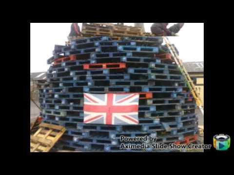 Bogside bonfire 2013...BRY...