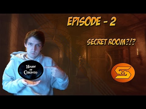 House of Caravan (PC) - Episode 2 | Missing Book and Secret Room?