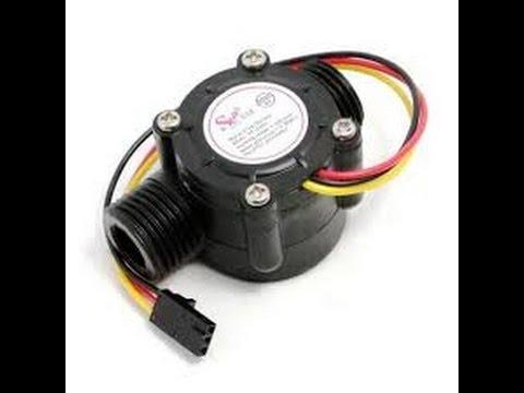 EP33: Flow Meter   YF-S201