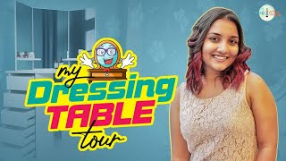 My Dressing Table Tour    My Beauty hacks    lahari vlogs    Telugu Vlogs    Butta Bomma