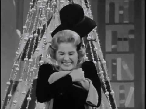 Rose Marie as Sally Rogers sings Santa Send A Fella